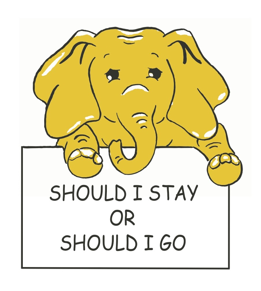 The Time For An Elephant In The Room To Go?   ARG